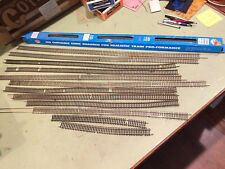 HO Scale Model Railroad Flex Track