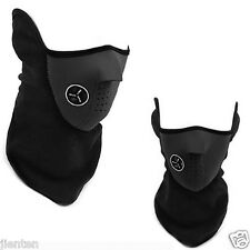 1Pcs Black Neopren Winter Neck Face Warm Veil Sport Motorcycle Ski Bike Mask