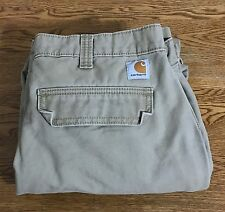 Carhartt Rugged Cargo Pants Men's Tag Size 36 x 32 Actual 35 x 30 100272