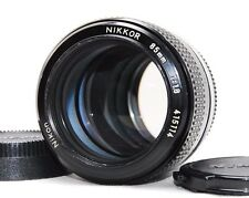 [Excellent] Nikon Nikkor 85mm f/1.8 Ai Converted Lens from JAPAN