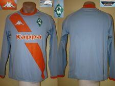 Jersey Camiseta Shirt Longsleeve Trikot WERDER BREMEN Kappa Training 2006