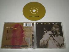 MILES DAVIS/ACOUSTIC THIS JAZZ(COLUMBIA/CK 64616)CD ALBUM