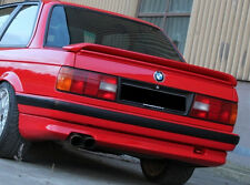 EURO REAR spoiler BMW E30 AC-schnitzer bumper BODY KIT alpina hartge m-technic