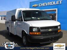 Chevrolet: Other Work Van
