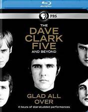 The Dave Clark Five and Beyond: Glad All Over (Blu-ray Disc, 2014, 2-Disc Set)
