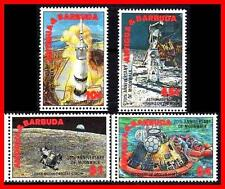 ANTIGUA 1989 = SPACE = APOLLO 11  complete SET  MNH **