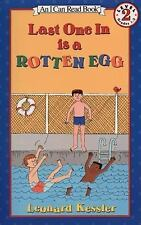 Last One in Is a Rotten Egg (I Can Read Book 2), Leonard Kessler, Good Book