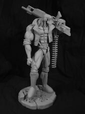 2000ad ABC WARRIOR JOE PINEAPPLES BISLEY RESIN KIT STATUE 1/6 1/8