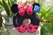 Car Airplane Minnie Mouse Travel Pillow U Pillow Auto Neck Support Free Shipping