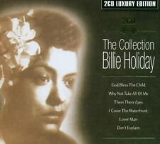 2 CD Luxury Edition Billie Holiday The Collection (God Bless The Child) Galaxy