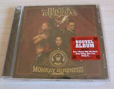 CD ALBUM MONKEY BUSINESS THE BLACK EYED PEAS 15 TITRES 2005 NEUF SOUS CELLO