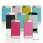 Impact Hard Case Cover Skin For Samsung Galaxy S4 mini i9190 i9500 For iPhone