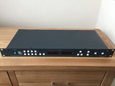 Kramer VP-4X4 4X4 VGA Video & Audio Matrix Switcher
