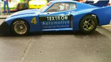 #4 Toyota Celica Group 5 MRRC 1/32nd Custom Built Slot Car. RACE TUNED