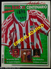 DON BALON EDICION ESPECIAL ATHLETIC CLUB BILBAO CENTENARIO 1898-1998 MUY DIFICIL
