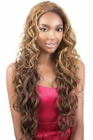 ORADELL MOTOWN TRESS TIO-540 LONG CURLY HALF WIG & PONYTAIL  OL29""