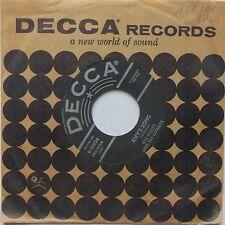 BILL HALEY & COMETS: JOEY'S SONG rare DECCA rockabilly 45 nice
