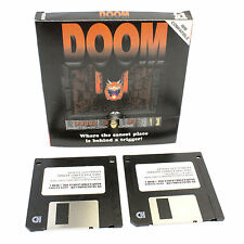 DOOM by id Software for MS-DOS, 1993, Boxed, Shooter, Sci-Fi, CIB, VGC