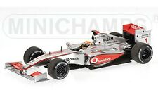MINICHAMPS 530 094371 McLAREN MERCEDES model F1 car L Hamilton Showcar 2009 1:43