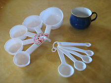 10 piece measuring cups and spoons for cooking and baking great gift all sizes