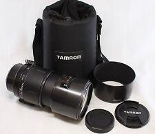 Excellent Tamron SP AF 70-210 mm F/2.8 LD 67D Lens for Canon EF w/ Case