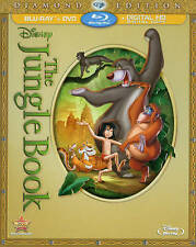 The Jungle Book Two-Disc Diamond Edition: Blu-ray / DVD + Digital Copy
