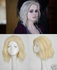 New Arrival iZombie Olivia Liv Moore short blonde wig Synthetic Anime wig #g017
