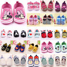 Kid Toddler Infant Boy Girls Slip On Loafers Baby Prewalkers Soft SNEAKERs Shoes