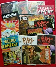 1 box lot 50 OLD COMICS INDY image IDW dark horse walking dead spawn star wars