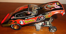 Don Prudhomme 1/24 die cast funny car, 1320 series The Floppers, 40 years