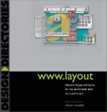 Design Directories: Www. layout : Effective Design and Layout for the World...