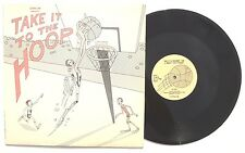 "THE COACH: Take It To The Hoop LP ZUMA JAY RECORDS ZJ001 US 1984 12"" NM"