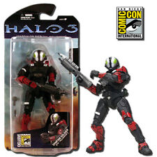 Halo 3 - Spartan Soldier Eva Hellspartan SDCC 2008 Exclusive - Mc Farlane Toys