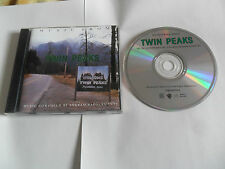 TWIN PEAKS  - Soundtrack (CD ) GERMANY Pressing