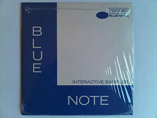 BLUE NOTE INTERACTIVE SAMPLER JOE LOVANO DIANNE REEVES KURT ELLING PAT MARTINO