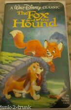 The Fox and the Hound (VHS, 1994)