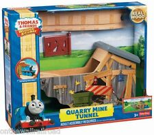 QUARRY MINE TUNNEL Thomas Tank Engine Wooden Railway NEW IN BOX Fisher Price