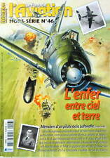 FANA DE L'AVIATION HS 46 L'ENFER ENTRE CIEL ET TERRE MEMOIRE LUFTWAFFE 190