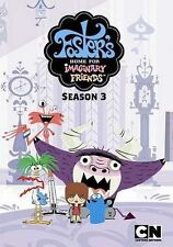 Foster's Home for Imaginary Friends: Season 3, DVD, ,