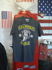 GAS MONKEY GARAGE T SHIRT SIZE L (GENUINE T NEW ) 42/44 (WE ARE IN THE UK)