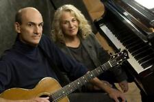 Carole King James Taylor Poster Great Photo At Piano 24in x 36in
