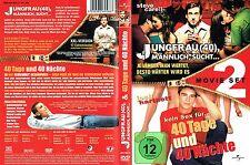 (2 DVD's) Jungfrau (40), männlich, sucht ...+ 40 Tage und 40 Nächte