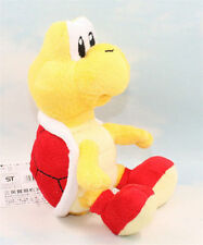 Super Mario Plush Teddy - red koopa Soft Toy - Size:14cm - NEW