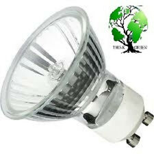 Pack of 10 50W/120V JDR GU10 Flood Halogen Light Bulb