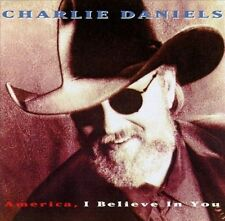 Daniels,Charlie: America I Believe in You  Audio Cassette