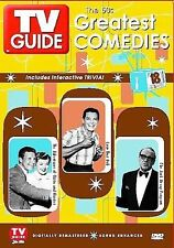 1950's TV's Greatest Comedies, Very Good DVD, Nelson, Ozzie,