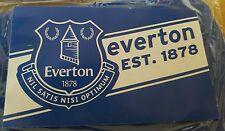 Everton Official Large Club Crest Flag 6x5ft 'Everton Est 1878