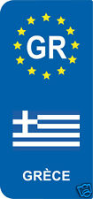 2 Stickers Europe GRÈCE