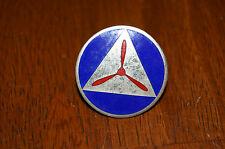 Civil Air Patrol Auxiliary USAF Gemsco Screwback Pin Vintage