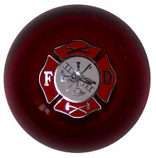Clear Red Firefighter shift knob manual M12x1.25